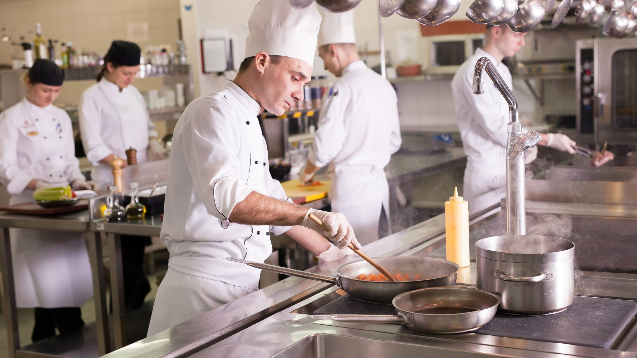 Level 3 Supervising Food Safety for Catering City&Guilds