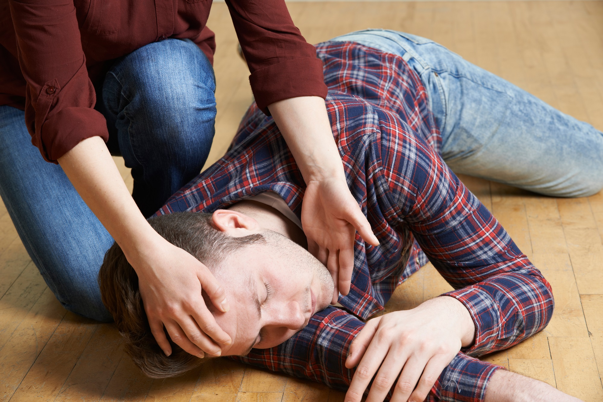 Basic Life Support in Health and Social Care