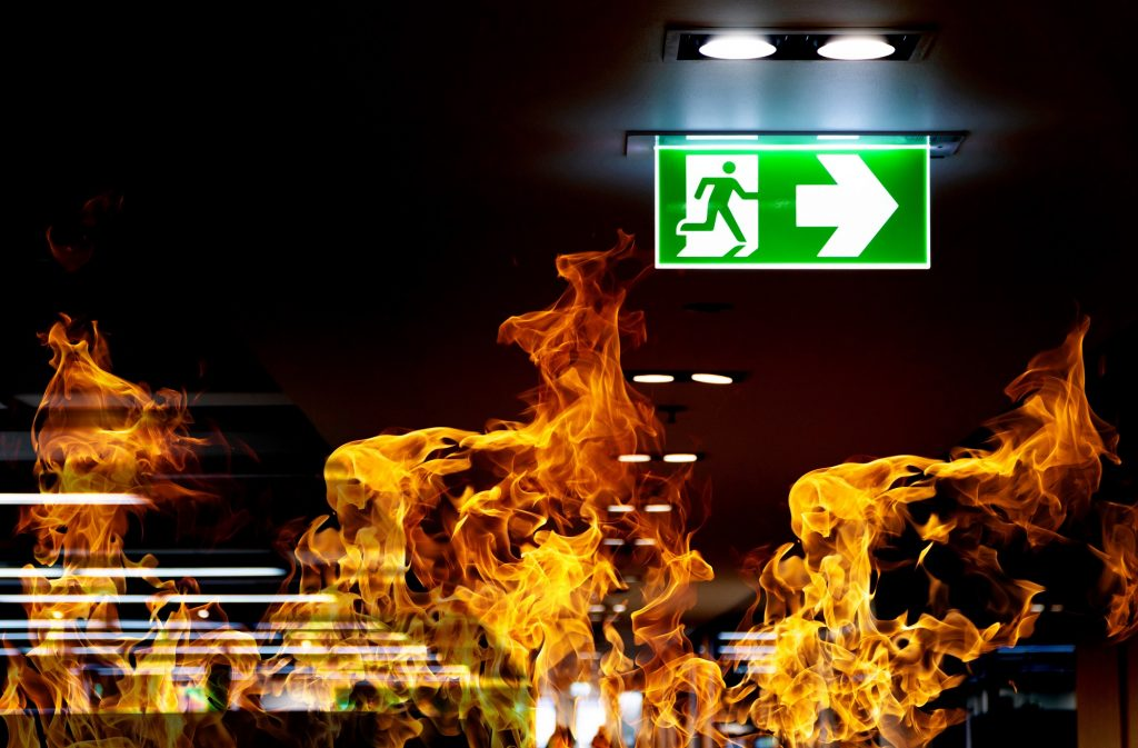 Fire Safety and Evacuation
