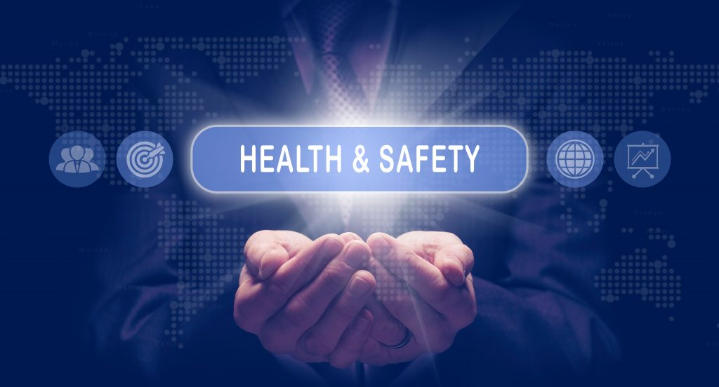 Health and Safety ebytes package