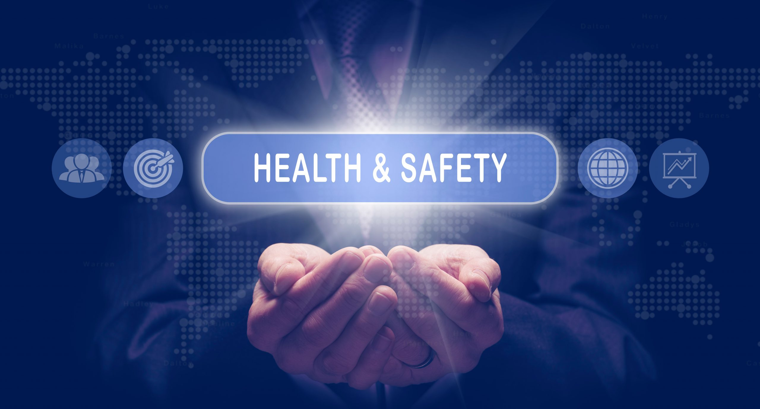 Health and Safety ebytes package 8 short videos