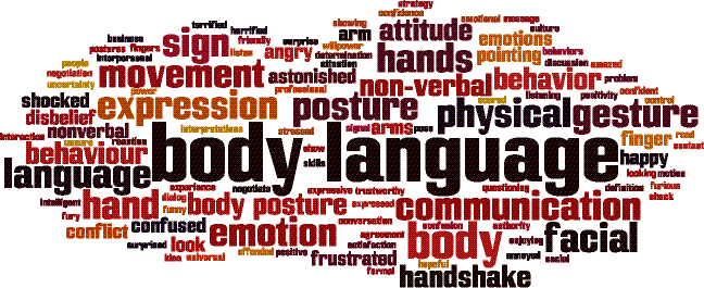 Non Verbal Communication and body language
