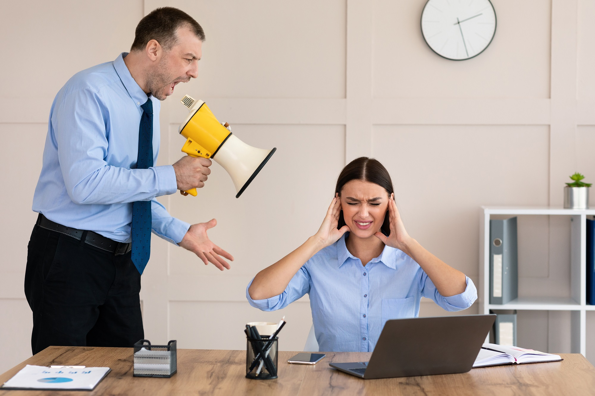 Harassment, Victimisation and Bullying