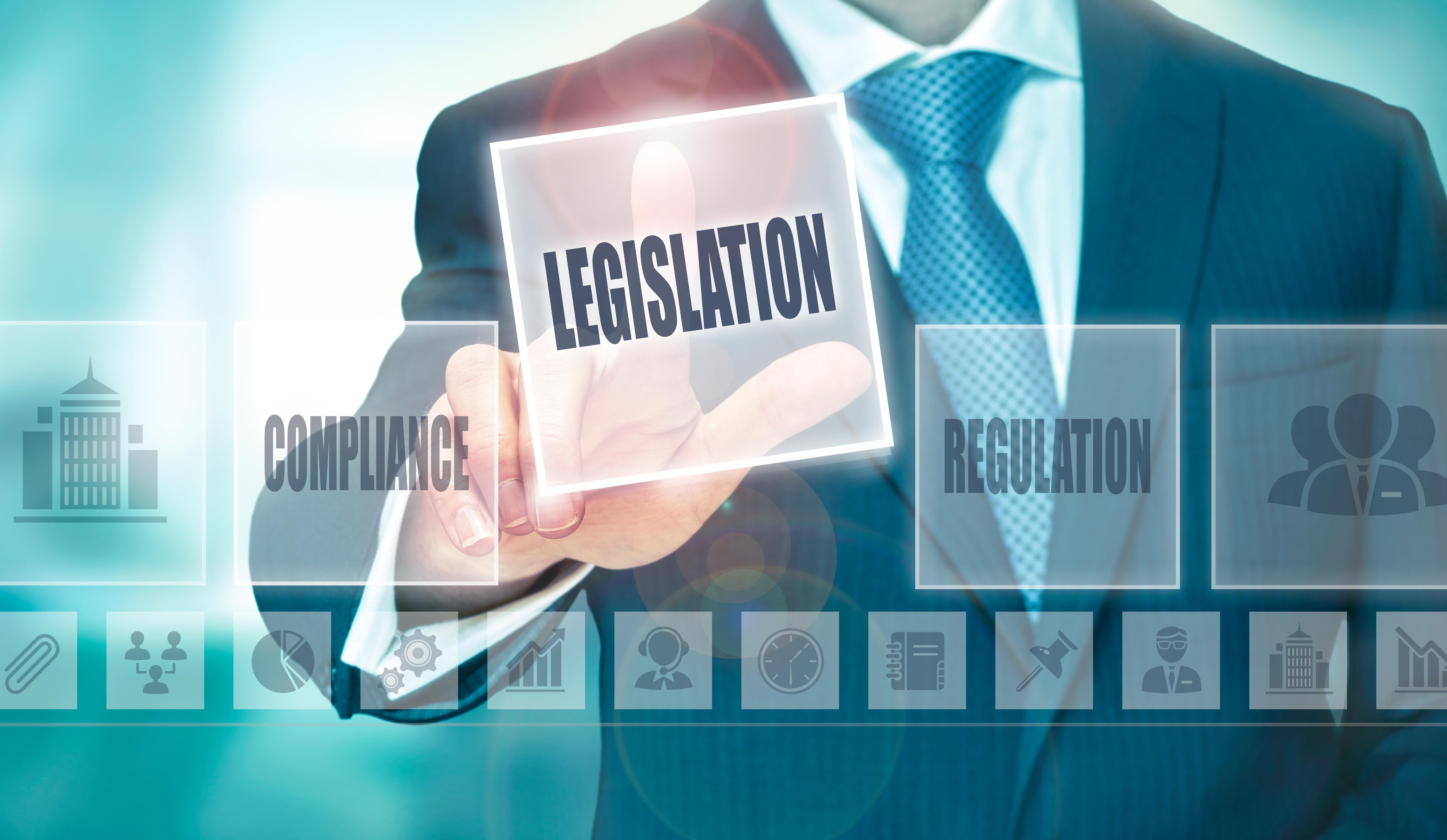 Legislation and HR Training