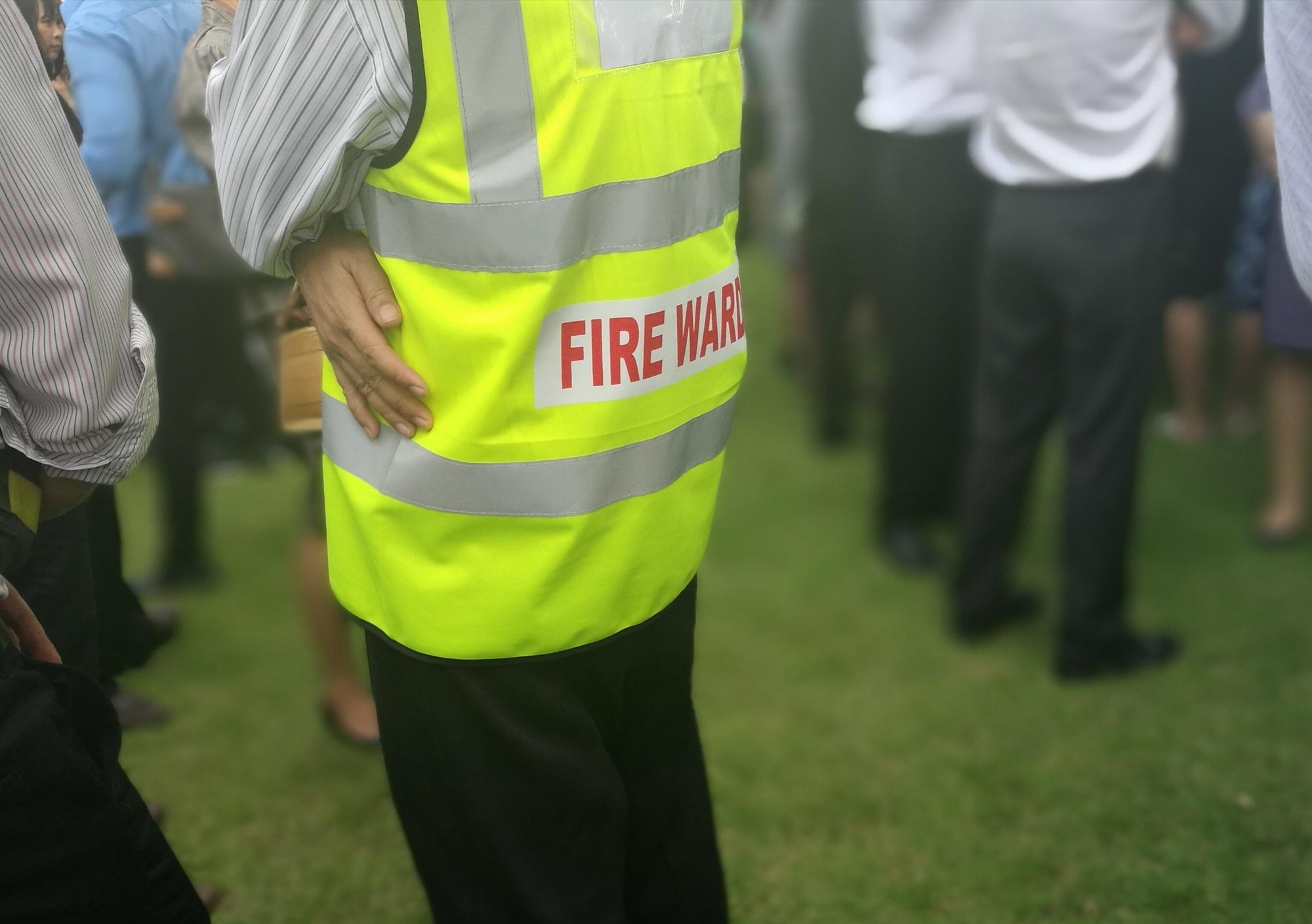 Fire Warden Training Online