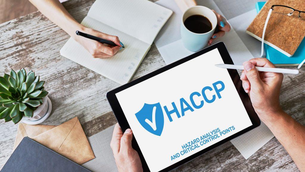 Level 3 Managing HACCP