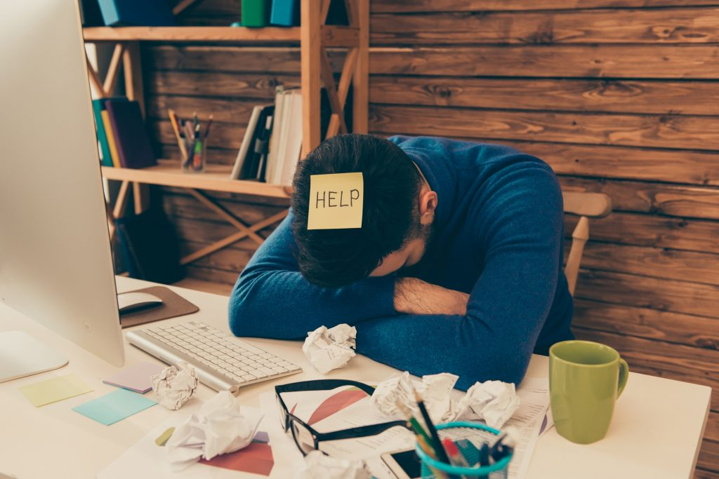 Handling Workplace Stress