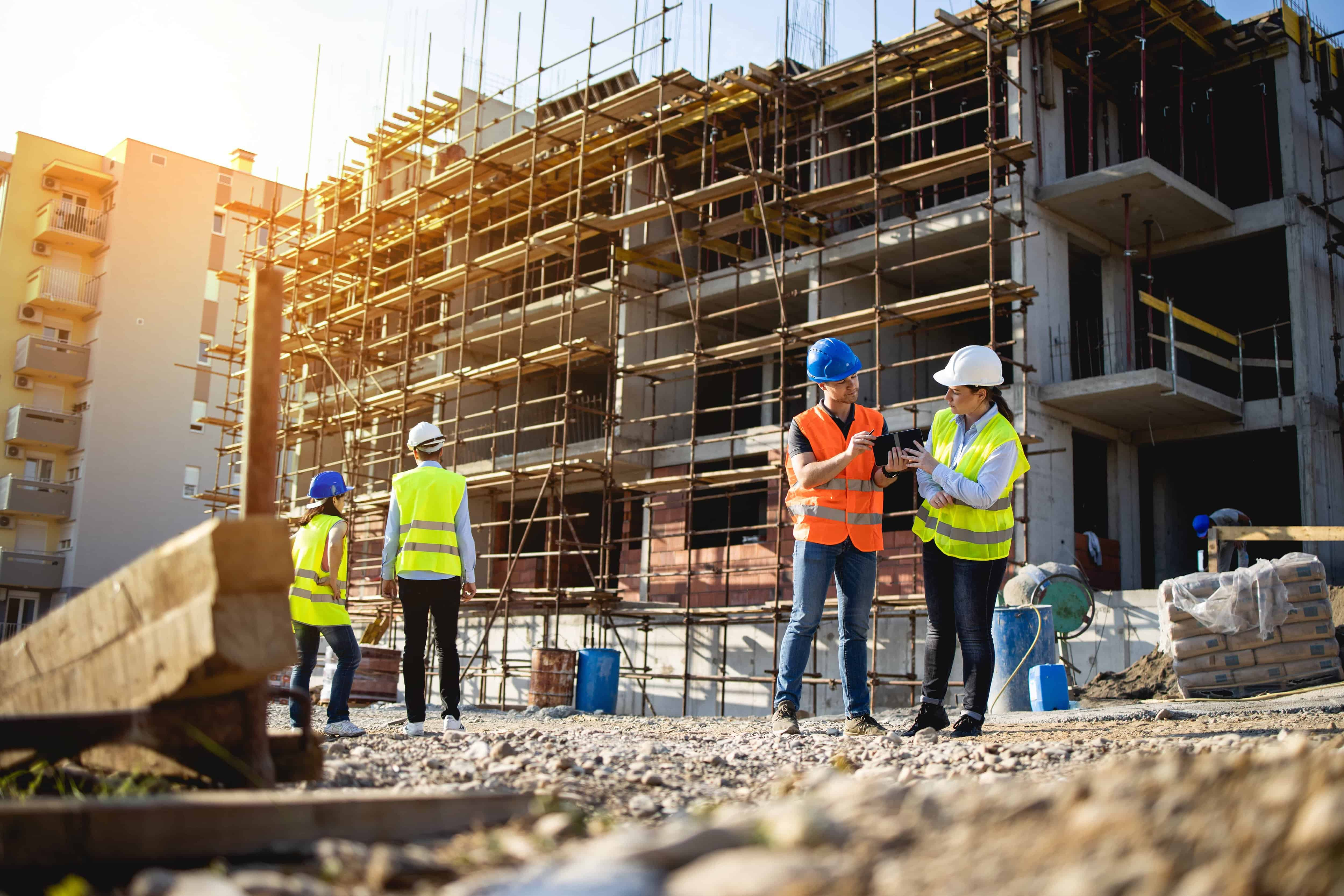 Level 1 Health and Safety in a Construction Environment