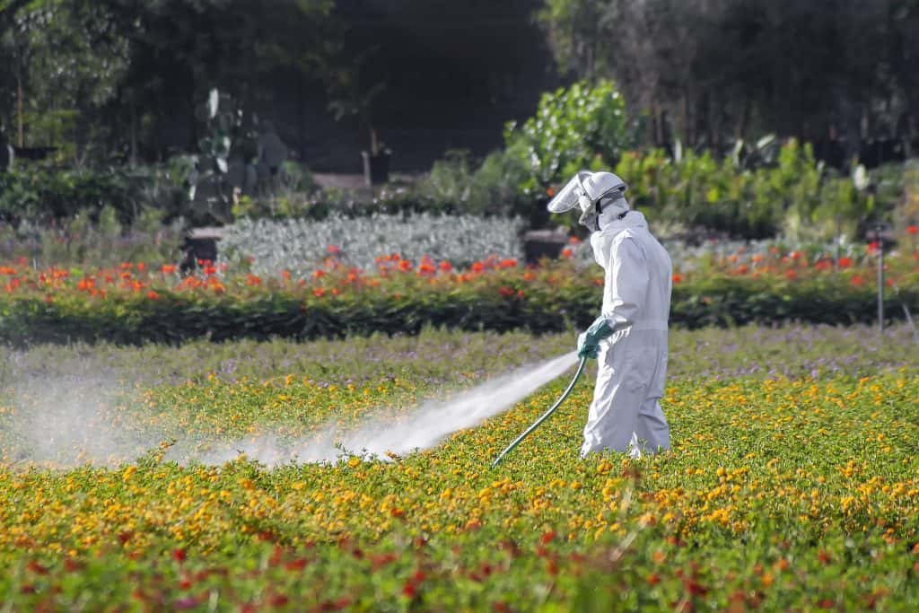 Level 2 Award in the Safe use of Pesticides (Lantra)