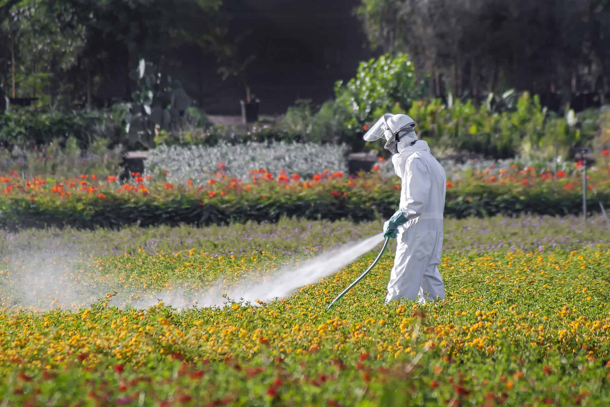 Level 2 Award in the Safe Use of Pesticides Ofqual Qualification Number 601/5977 Includes Course, Proctored exam and Ofqual Certificate